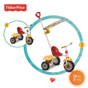 Triciclo Glee Plus Fisher-Price