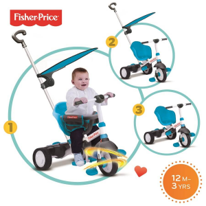 Triciclo Charm Plus Fisher-Price