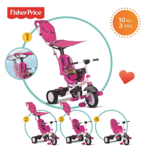Triciclo Charisma Fisher-Price