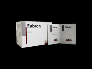 Eubron 20 Buste per la salute e la pulizia dei polmoni