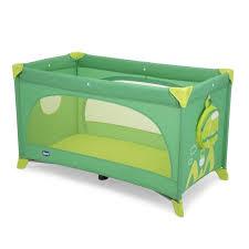 Chicco 7908792 Easy sleep green jam lettino da campeggio