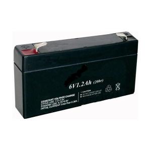 Batteria al piombo 6V 1.2Ah