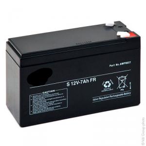 Batteria al Piombo Ricaricabile 12V 7,2Ah
