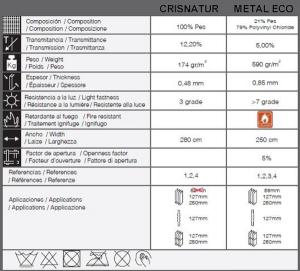 Traviata Firenze Metal Eco