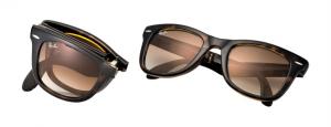 Rayban Rb 4105 Folding Wayfarer Gradient Lenses (Pieghevoli)