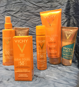 Solari Vichy Ideal Soleil - 25% sul prezzo di listino!