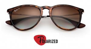 Rayban Rb 4171 Erika Classic Gradient Lenses Polarized