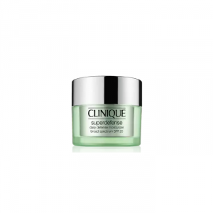 Clinique Superdefense Spf20 Daily Defense Moisturizer Very Dry To Dry Combination Skin 15ml