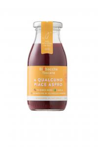 A Qualcuno Piace Aspro (ribes neri, mela, bacche di olivello spinoso) - 250ml