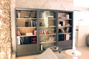 Composizione libreria Selva modello