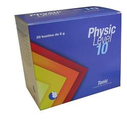 PHYSIC LEVEL 10 - AZIONE TONICA E ANTIOSSIDANTE