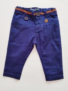 Pantalone neonato blu