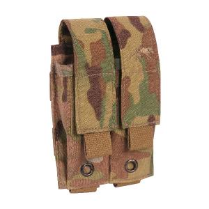 Porta Caricatore Doppio Pistola Multicam
