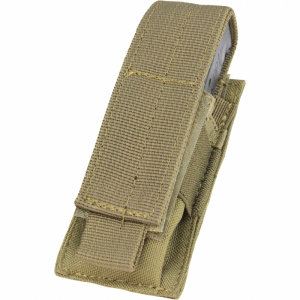 Porta caricatore per pistola singolo MA32 Tan