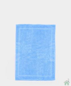 Happidea tappeto bagno 60x90 cm, bagno piscina arredo - cielo