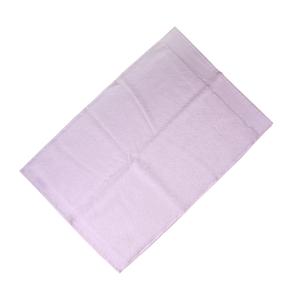 Happidea asciugamano ospite in spugna Voglia di Colore 450 grammi 40x60 cm - crocus