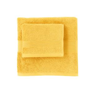 Set bagno in spugna 1+1 medio e ospite SOLO TUO Zucchi - var. mimosa 1426