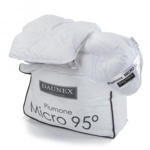Daunex piumino Anallergico micro 95° Warm - 1 piazza 155x200 cm