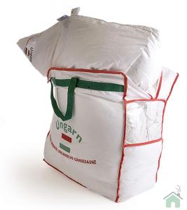 Daunex piumino d'oca 100% Ungherese Warm - piazza maxi 155x220 cm