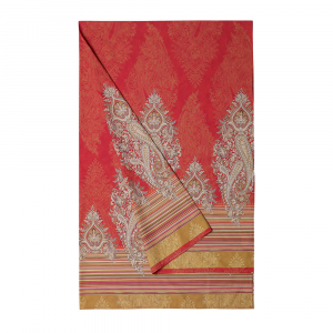 Bassetti Granfoulard telo arredo ELBA v.8 rosso - 180x270 cm