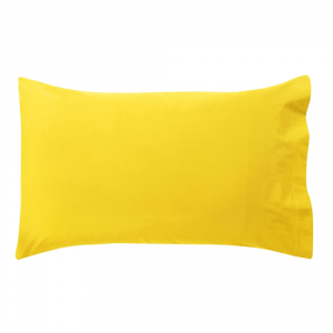 Bassetti Pop Color federa sfusa 50x80 cm - giallo 1472