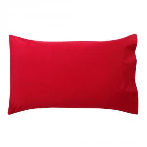 Bassetti Pop Color federa sfusa 50x80 cm - rosso 3142
