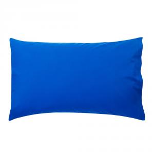Bassetti Pop Color federa sfusa 50x80 cm - bluette 3380
