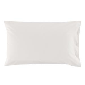 Federa 50x80 cm 100% puro cotone CLIC CLAC Zucchi - bianco 1000