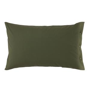Federa 50x80 cm 100% puro cotone CLIC CLAC Zucchi - verde erba
