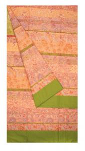 Bassetti Granfoulard telo arredo MONTALCINO v.2 verde puro cotone - 270x270 cm