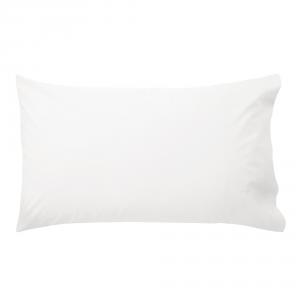 Bassetti Pop Color federa sfusa 50x80 cm - bianco