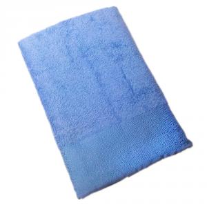 Telo da bagno in spugna GABEL Chromo tinta unita - azzurro