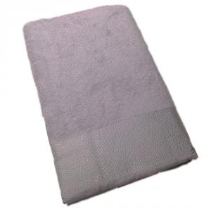 Telo da bagno in spugna GABEL Chromo tinta unita - ferro