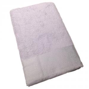Telo da bagno in spugna GABEL Chromo tinta unita - grigio