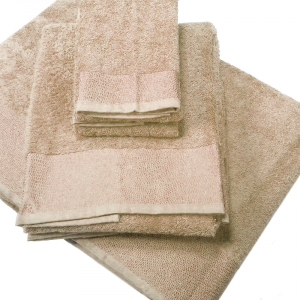 Set asciugamani Gabel CHROMO 6 pezzi ; 2 teli bagno, 2 asciugamani, 2 ospiti - tortora