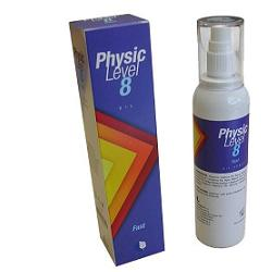 PHYSIC LEVEL 8 - AZIONE TONICA ED ENERGIZZANTE