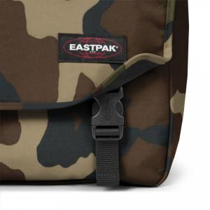 EASTPAK - Delegate - Borsa a tracolla unisex espandibile camo cod EK076181