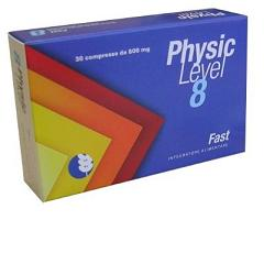 PHYSIC LEVEL 8 COMPRESSE-ZIONE TONICA ED ENERGIZZANTE