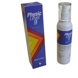 PHYSIC LEVEL 9 SPRAY - AZIONE RIGENERANTE