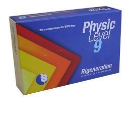 PHYSIC LEVEL 9 COMPRESSE - AZIONE RIGENERANTE