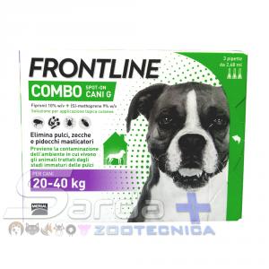 FRONTLINE COMBO cani dai 20 ai 40 kg - ANTIPARASSITARIO SPOT-ON PER CANI