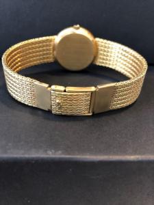 Orologio Lorenz in oro giallo