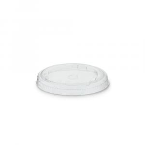 Coperchi trasparenti piani per bicchieri da 360-500ml