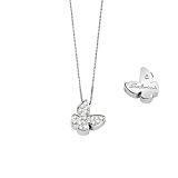 Collana Salvini SEGNI 20067608 Oro Bianco Diamante