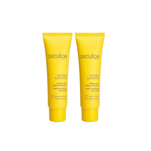 Decleor Intense Nutrition Masque Duo Hydra Nourissant 2x25ml