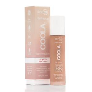 Coola Organic Bb Cream Rosiliance Spf 30 Light Medium New 44ml