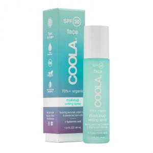 Coola Makeup Setting Spray Spf 30 Green Tea-Aloe 50ml