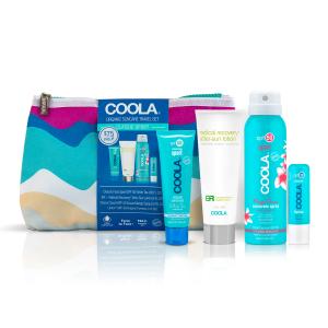 Coola Sport Essentials Sport Travel Kit