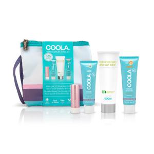 Coola Sun Essentials Mineral Travel Kit