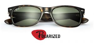 Rayban Rb 2132 New Wayfarer Classic Polarized